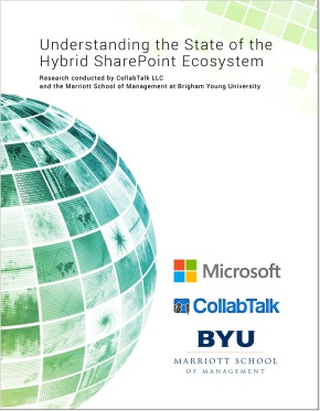 Understanding the State of the Hybrid SharePoint Ecosystem